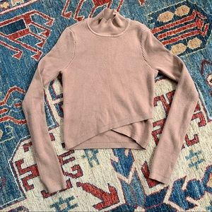 Cropped Sweater by Kendal and Kylie